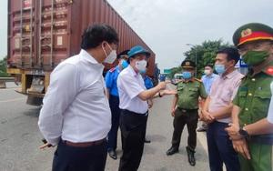 """Chủ tịch Hà Nội thị sát đường Vành đai 3, chỉ đạo phương án thông xe """"luồng xanh"""""""