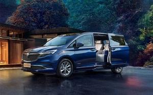 Buick GL8 Avenir tinh chỉnh nhẹ thiết kế, sở hữu nhiều nâng cấp mới