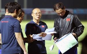 HLV Park Hang-seo gọi 31 cầu thủ tập trung ĐT Việt Nam