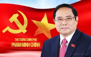 Infographic: Quá trình công tác của Thủ tướng Phạm Minh Chính