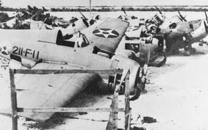 Thế chiến II: 500 lính Mỹ tử thủ trước Phát xít Nhật tại đảo Wake