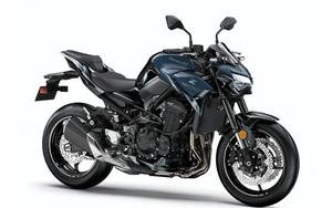 Kawasaki Z900 2022 sẽ có màu mới, giá khoảng 209 triệu đồng