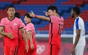 Kết quả bóng đá nam Olympic Tokyo 2020: Vùi dập Honduras, Hàn Quốc vào tứ kết