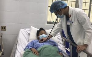 Cần Thơ: Bé trai 11 tuổi đột quỵ do vỡ túi phình mạch máu não