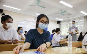 Nóng: Hà Nội không tổ chức thi tốt nghiệp THPT đợt 2, xét đặc cách cho thí sinh