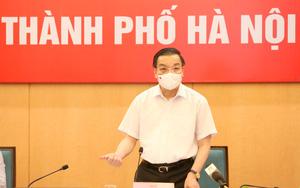 Chủ tịch Hà Nội: Áp dụng biện pháp mạnh hơn Chỉ thị số 17 đối với địa bàn có nguy cơ cao