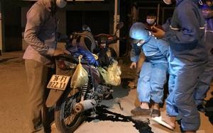 Đà Nẵng: Tình nguyện viên bỏ tiền túi tiếp sức người dân từ vùng dịch về quê
