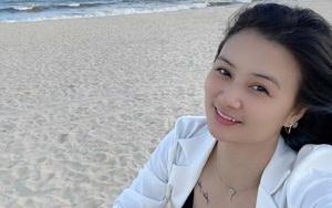 Hoa khôi bóng chuyền Kim Huệ ước có người yêu dẫn đi biển