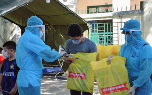 Quảng Nam: Hơn 700 suất quà của Hiệp hội Doanh nghiệp trao cho người dân khó khăn