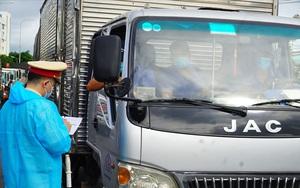 Phó Thủ tướng chỉ đạo: Tạo thuận lợi cho vận chuyển hàng hóa trong tình hình dịch Covid-19