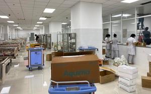 Đồng Nai: Triển khai thêm 1.000 giường bệnh, hàng trăm bệnh nhân Covid-19 đã khỏi bệnh
