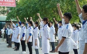 """Hơn 100 sinh viên Đà Nẵng """"thẳng tiến"""" Phú Yên hỗ trợ chống dịch"""