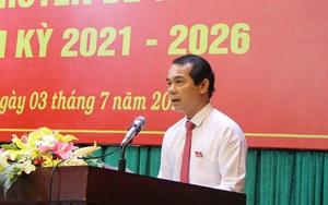 Giám đốc Trung tâm Bảo tồn di tích cố đô Huế được bầu giữ chức Chủ tịch UBND TP.Huế