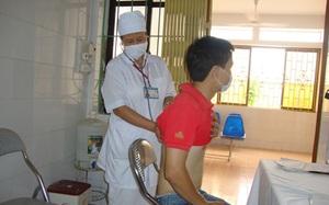 Hải Phòng: Hội Nông dân huyện Tiên Lãng động viên,  thăm hỏi bệnh nhân lao