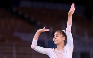 """Lee Yun-seo: """"Nữ thần"""" của Hàn Quốc ở Olympic Tokyo 2020"""