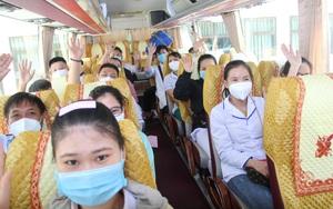 """Bác sĩ Bình Định vào Nam chống dịch: """"Đến khi nào TP.HCM, Bình Dương hết dịch mới về"""""""