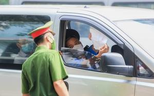 5 trường hợp đủ điều kiện được cấp giấy đi đường tại Hà Nội trong giãn cách xã hội