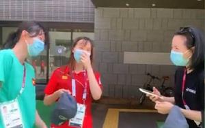"""Olympic Tokyo 2020: """"Hội chị em Việt Nam"""" tươi như hoa trước ngày về"""
