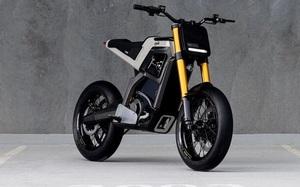 Dab Motor Concept E đạt tốc độ tối đa 105 km/h và phạm vi hoạt động 110 km