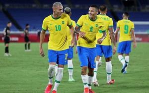 Nhận định, dự đoán tỷ số Olympic Brazil vs Olympic Ai Cập: Khó có bất ngờ