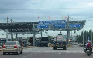 Tạm dừng thu phí tại trạm BOT Nam Bình Định để phòng chống dịch Covid-19