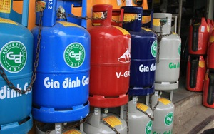 Giá gas tăng 12.000 đồng/bình giữa đỉnh dịch Covid-19