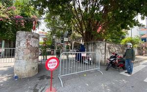 Hà Nội: Người phụ nữ bán rau ở chợ Phùng Khoang dương tính SARS-CoV-2