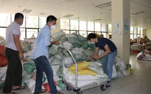 Ấm lòng mùa dịch: Gần 68 tấn nhu yếu phẩm từ Thanh Hóa gửi tặng Công an TP.HCM