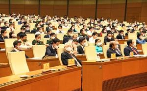 """Nghị quyết của Quốc hội tạo """"không gian"""" cho Chính phủ, Thủ tướng Chính phủ hành động nhưng có sự giám sát"""