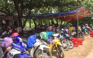 Gia Lai: Dựng lều, xây nhà vệ sinh hỗ trợ công dân trở về từ vùng dịch