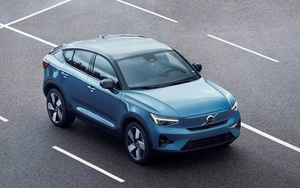 Volvo C40 2022 có thể di chuyển tối đa 420km sau mỗi lần sạc