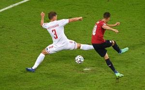 Patrik Schick - sát thủ người Czech có 5 bàn thắng như Ronaldo chia tay Euro 2020
