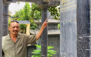 """Ngôi nhà nặng 300 tấn """"độc nhất vô nhị"""" ở Ninh Bình được làm từ ... đá vôi nguyên khối có gì độc đáo?"""