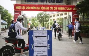 Sở GD-ĐT Hà Nội đề xuất cho học sinh đi học trở lại từ 10/7