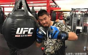 Võ sĩ MMA Từ Hiểu Đông chỉ mất chưa 10 giây để hạ Thành Long?
