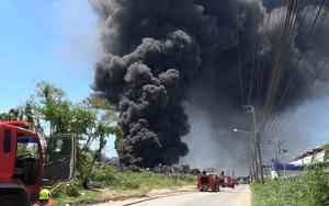 Video: Nổ lớn tại nhà máy sản xuất nhựa ở Thái Lan khiến 60 người thương vong
