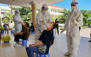 Phú Yên: Lý do 431 thí sinh thi tốt nghiệp THPT không lấy mẫu xét nghiệm Covid-19