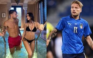 Euro 2020: Ngắm nhan sắc đẹp ngất ngây vợ các tuyển thủ Italia trước trận đại chiến với Tây Ban Nha