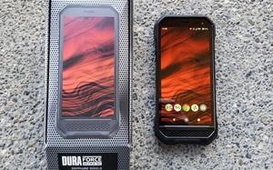 Chiếc điện thoại 5G bền nhất, chống nước, chống nổ tốt nhất thế giới