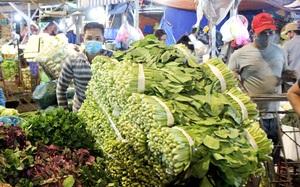 Khẩn: Tạm ngừng giao hàng trực tiếp tại Chợ đầu mối nông sản Thủ Đức