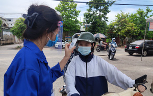Hà Tĩnh: Kiểm tra y tế nghiêm ngặt hơn 17.300 thí sinh trước khi vào làm thủ tục dự thi tốt nghiệp THPT năm 2021