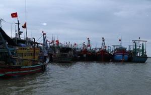 Thanh Hóa: Nghiêm cấm tàu, thuyền ra khơi cho tới khi áp thấp nhiệt đới tan