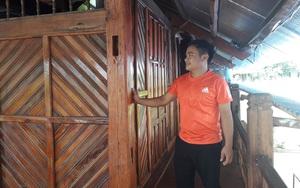 9X Thái Nguyên về quê nuôi cá dày đặc, làm lều tranh thôi mà ối khách kéo đến xem