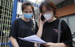 Hà Nội: Nhiều thí sinh tự tin đạt điểm 9 các môn thi tổ hợp