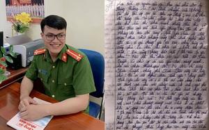 """Trung úy công an viết một mạch 10 trang giấy về bài """"Sóng"""" trong môn Văn thi tốt nghiệp THPT"""