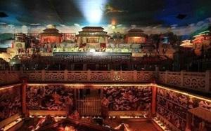 """""""Cỗ máy chuyển động vĩnh cửu"""" trong lăng mộ Tần Thủy Hoàng: Điều hành 13.000 tấn thủy ngân?"""