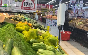 """Đồng Nai: Chợ và siêu thị chất đầy hàng cung ứng cho người dân giữa """"bão dịch Covid-19"""""""