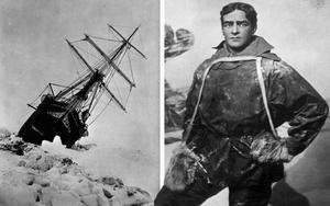 Chuyến thám hiểm táo bạo đến Nam Cực săn tìm xác con tàu mất tích của Ernest Shackleton