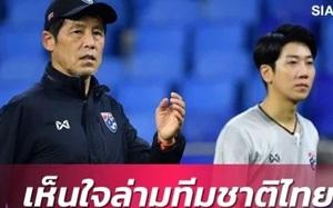 ĐT Thái Lan thất bại, FAT đổ lỗi cho... người phiên dịch của HLV Nishino