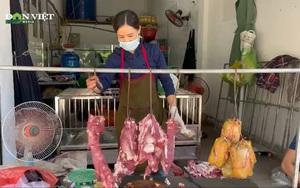 Nghệ An: Dịch bệnh gia súc được khống chế, thịt bò bán chạy, giá tăng nhẹ